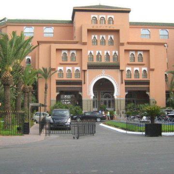 Hotel Sofitel Marrakesch Lounge & Spa