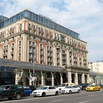 Hotel The Ritz-Carlton Moskau