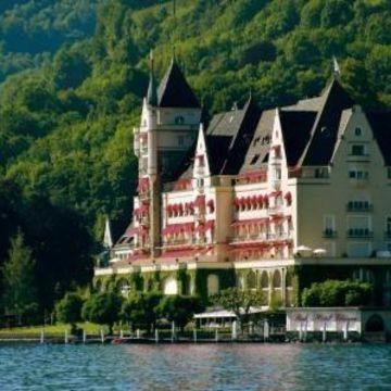 Vitznau Park Hotel  (existiert nicht mehr)