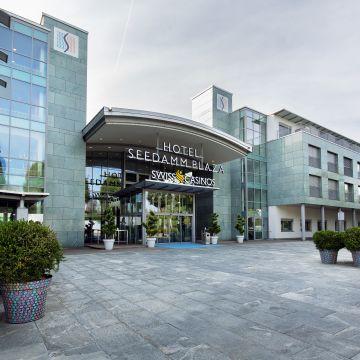 Hotel Seedamm Plaza
