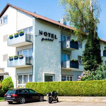 Hotel Garni Metzingen