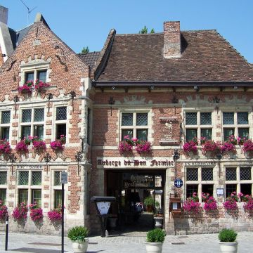 Hotel Auberge Du Bon Fermier