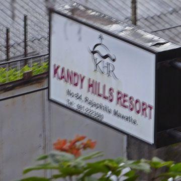 Hotel Kandy Hills Resort