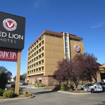 Red Lion Boise Downtowner