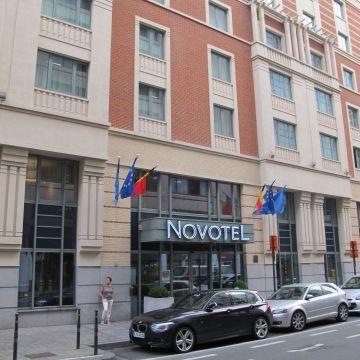 Novotel Brussels Centre Tour Noire Hotel