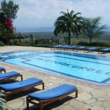 Hotel Lake Nakuru Lodge
