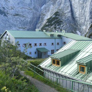 Stripsenjoch Haus