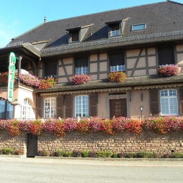 Hotel Aux Ducs De Lorraine