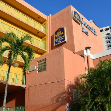 Best Western Plus Hotel Oceanside Inn