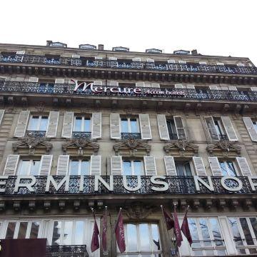 Hotel Mercure Terminus Nord