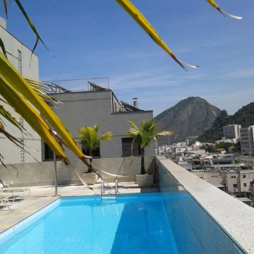 Hotel Plaza Copacabana