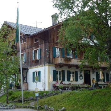 Gasthof Post Vorderriß