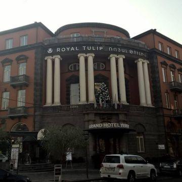 Golden Tulip Hotel Yerevan