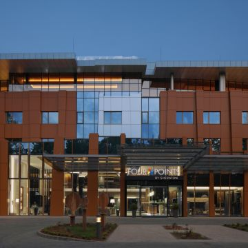 Four Points Hotel by Sheraton Kecskemet