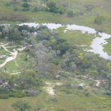 Moremi Crossing Camp