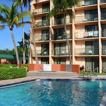 Hotel Courtyard By Marriott Fort Lauderdale East