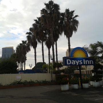Hotel Days Inn San Diego Airport Convention Center/Harbour View