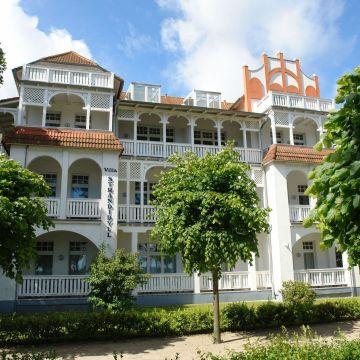 Rujana Ferienwohnungen - Villa Strandidyll
