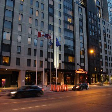 Hotel Hilton Garden Inn Montreal Centre-Ville
