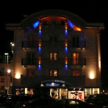 Hotel Muttler Garni