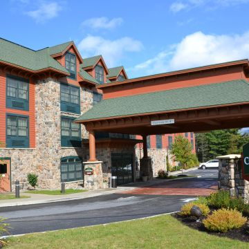 Hotel Courtyard Marriott Lake Placid