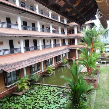 The Raviz Resort and Spa, Kadavu,Kozhikode