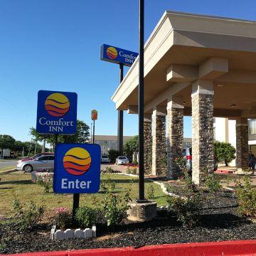 Comfort Inn Wichita Falls