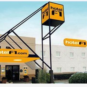 Hotel Formule 1 Evry A6
