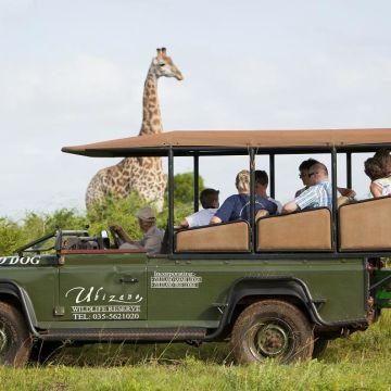 Ubizane Zululand Safari Lodge