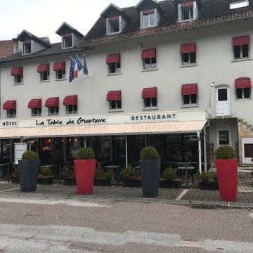 Hotel La Table de Gustave