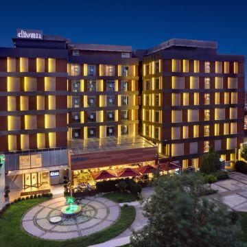 Hotel Divan Corlu