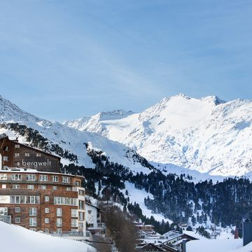 Art & Relax Hotel Bergwelt