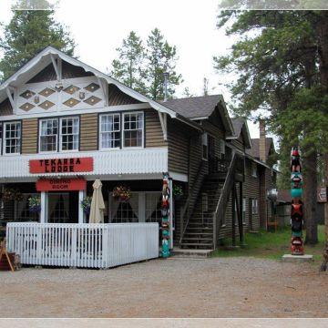 Hotel Tekarra Lodge