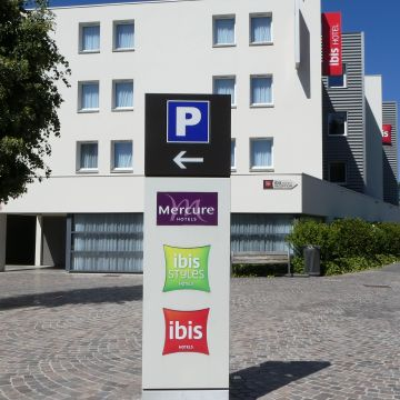 Hotel Ibis Troyes Centre
