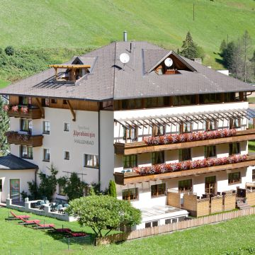 Hotel Alpenkönigin Tirol Dorf See