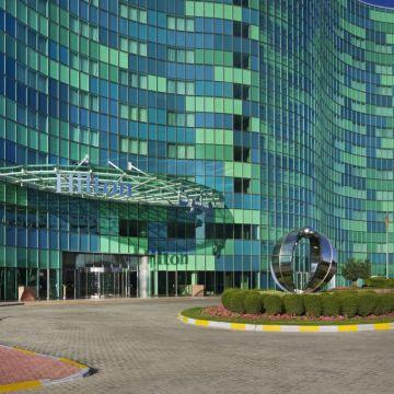 Hilton Hotel Capital Grand Abu Dhabi