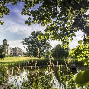 Hotel Schloss mit Park Kaarz