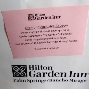 Hotel Hilton Garden Inn Palm Springs/Rancho Mirage