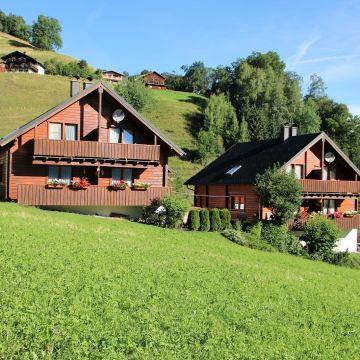 Ferienhäuser SilvrettaBlick