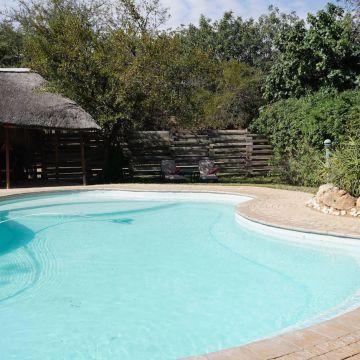 Hotel Mohlabetsi Safari Lodge