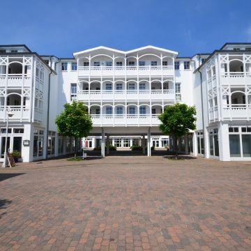 Appartementanlage Seepark Sellin Ferienwohnungen