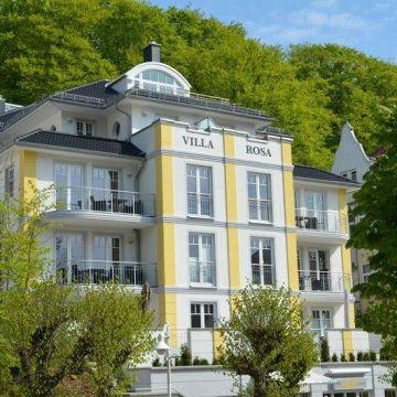 Ostseeappartements Rügen Villa Rosa