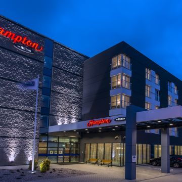 Hampton By Hilton Gdańsk Airport