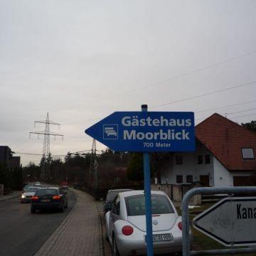 Gästehaus Moorblick