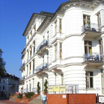 Ferienwohnung Seeschloß Heringsdorf, Appartement 6