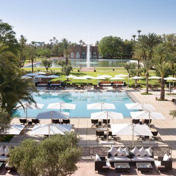 Hotel Pullman Marrakech Palmeraie Resort & Spa