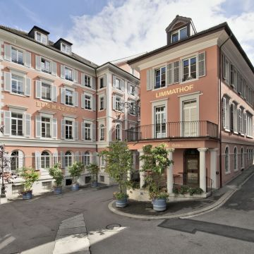 Limmathof Baden Hotel & Spa