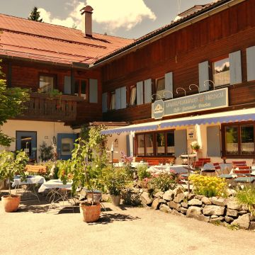 Pension Nagelfluhhaus Hirsch