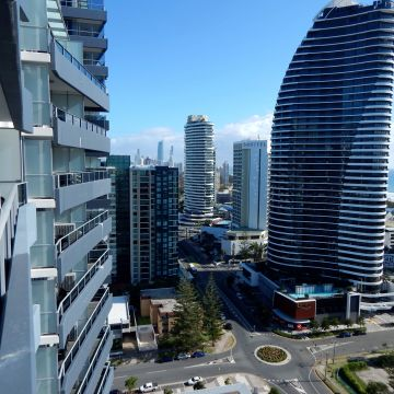 Apartments Meriton - Gold Coast