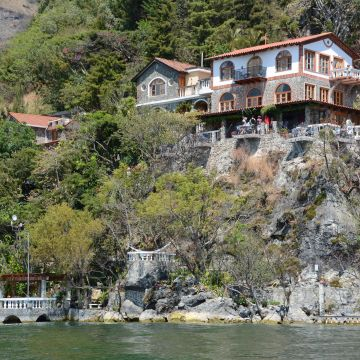 Hotel y Café La Casa del Mundo